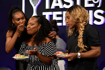 Venus Williams Citi Taste Of Tennis - Gala