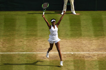 Venus Williams Day Ten: The Championships - Wimbledon 2017