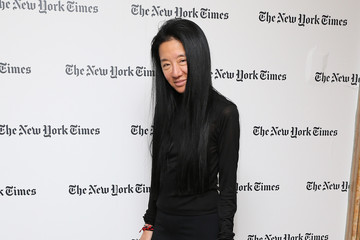 Vera Wang New York Times Welcome Party