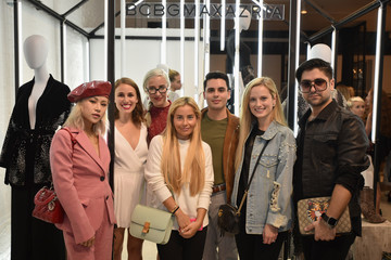Vera Wang BCBGMAXAZRIA Celebrates SoHo Store Opening With Kate Young, Bernd Kroeber And InStyle