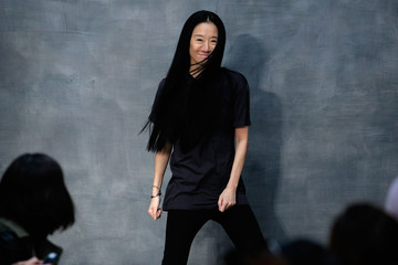 Vera Wang Vera Wang Collection - Runway - Mercedes-Benz Fashion Week Fall 2015