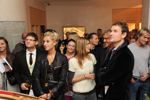 'Omega Winterzauber' Party
