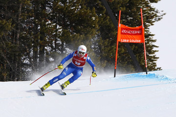 Verena Stuffer Audi FIS Alpine Ski World Cup - Women's Downhill Training
