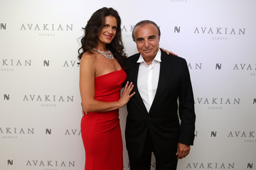 Veronica Berti Guests at the Avakian Suite