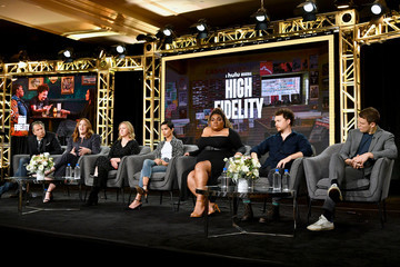 Veronica West 2020 Winter TCA Tour - Day 11