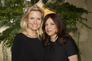 Carola Ferstl (L) and Alice Brauner attend the Veuve Clicquot Business Woman Award 2017 at The Grand on November 29, 2017 in Berlin, Berlin.