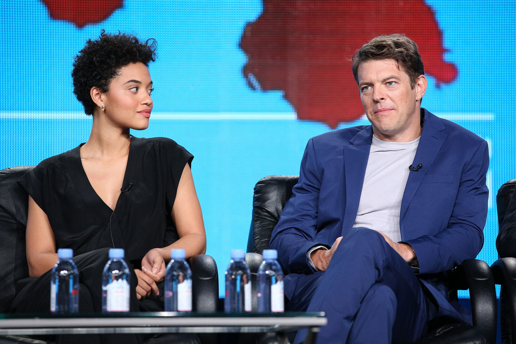 Jason blum kiersey clemons photos photos zimbio for A jason clemons salon