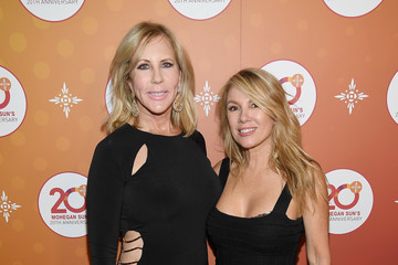 Vicki Gunvalson Mohegan Sun's 20th Anniversary Ballroom Red Carpet After Party