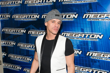 Vico C Mega 97.9 Megaton Concert - Press Room