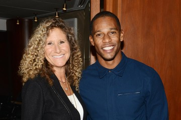Victor Cruz Edie Lutnick Annual Charity Day Hosted by Cantor Fitzgerald and BGC - Cantor Fitzgerald Office - Arrivals