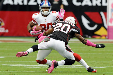 Victor Cruz New York Giants v Arizona Cardinals
