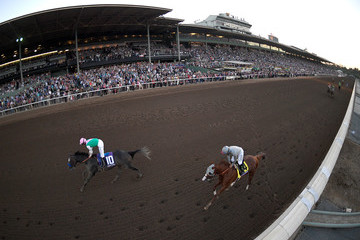 Victor Espinoza 2016 Breeders' Cup World Championships - Day 2