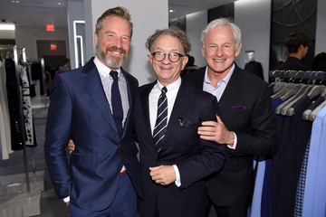 Victor Garber Saks Fifth Avenue + Vanity Fair: 2016 International Best Dressed List Celebration