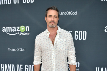 Victor Webster Amazon Premieres a Screening for Original Drama Series 'Hand of God'