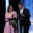 Victoria Alonso 23rd Annual Hollywood Film Awards - Show