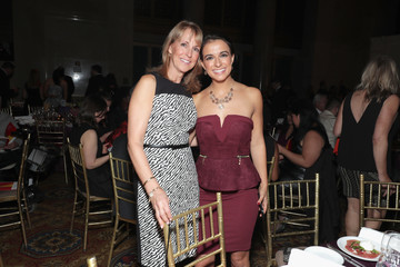 Victoria Arlen The Christopher and Dana Reeve Foundation Hosts 'A Magical Evening' - Inside