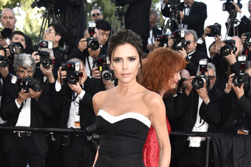 Victoria Beckham 'Cafe Society' & Opening Gala - Red Carpet Arrivals - The 69th Annual Cannes Film Festival