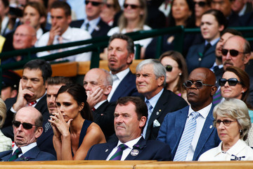 Victoria Beckham Day Thirteen: The Championships - Wimbledon 2014