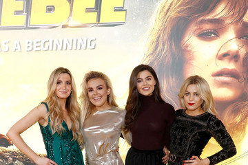 Victoria Brown Emily Canham 'Bumblebee' Special London Screening