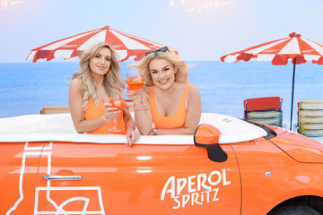 Victoria Brown Tallia Storm A Birthday Party NOT To Be Missed As Aperol Celebrates 100 Years