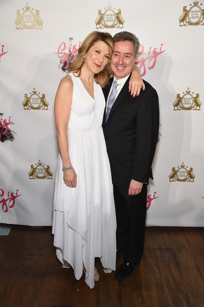 'Gigi' Broadway Opening Night - After Party