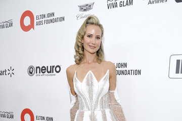 Victoria Hervey Neuro Brands Presenting Sponsor At The Elton John AIDS Foundation's Academy Awards Viewing Party