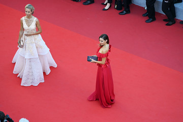 """Victoria Hervey Lady. """"Benedetta"""" Red Carpet - The 74th Annual Cannes Film Festival"""