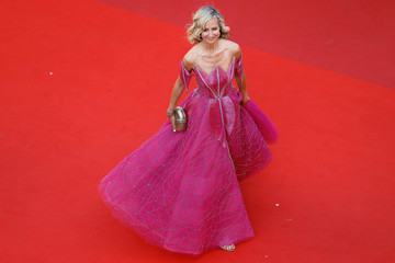 """Victoria Hervey Lady. """"A Felesegam Tortenete/The Story Of My Wife"""" Red Carpet - The 74th Annual Cannes Film Festival"""