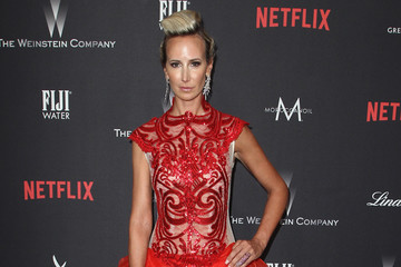 Victoria Hervey The Weinstein Company and Netflix Golden Globe Party, Presented With FIJI Water, Grey Goose Vodka, Lindt Chocolate, and Moroccanoil - Red Carpet