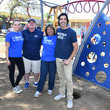 Victoria Hunter Carter's Kids Playground Build And Ribbon-Cutting Ceremony