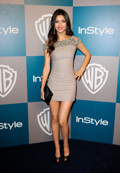 Victoria Justice - 13th Annual Warner Bros. And InStyle Golden Globe Awards After Party - Arrivals