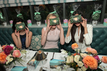 Victoria Justice Ted Baker London Spring/ Summer 17 Launch Dinner