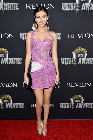 Victoria Justice - MTV Movie Awards Afterparty