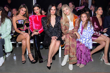 Victoria Justice Madison Reed Raisavanessa - Front Row - February 2020 - New York Fashion Week: The Shows