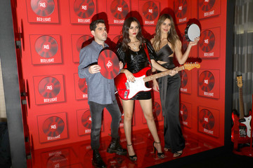 Victoria Justice Madison Reed Red Light Grammy Party 2020