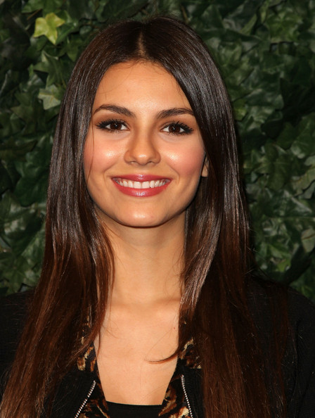 Victoria Justice Actress Victoria Justice arrives at QVC Red Carpet Style Party on February 25, 2011 in Los Angeles, California.