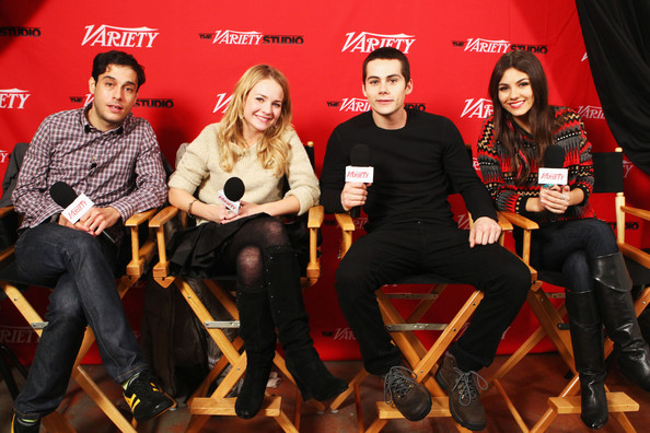 Victoria Justice - The Variety Studio At The 2012 Sundance Film Festival - Day 1 - 2012 Park City