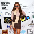 Victoria Konefal Society Fashion Week Presents The House Of Barretti Designer Teen Afterparty At NYFW