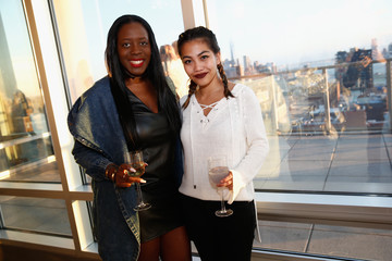 Victoria Lee LeSportsac Celebrates the Future of the Brand With a Dinner in the Clouds