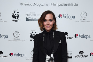 Victoria Pendleton The Tempus Earth Conservation Gala In Aid Of WWF