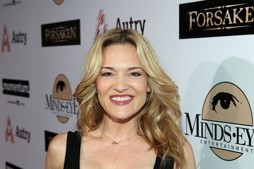 Victoria Pratt Screening for Momentum Pictures' 'Forsaken' - Red Carpet