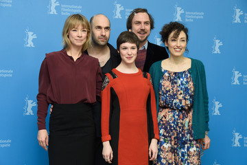 Victoria Schulz 'Dora or The Sexual Neuroses of Our Parents' Photocall - 65th Berlinale International Film Festival