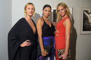 Adriana Lima and Erin Heatherton Photos Photo