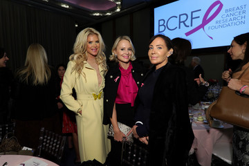 Victoria Silvstedt Breast Cancer Research Foundation (BCRF) New York Symposium & Awards Luncheon - Inside
