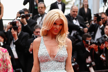 Victoria Silvstedt 'Slack Bay (Ma Loute)' - Red Carpet Arrivals - The 69th Annual Cannes Film Festival