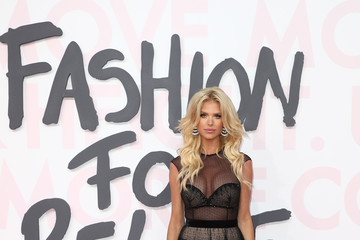 Victoria Silvstedt Red Carpet Arrivals - Fashion For Relief Cannes 2018