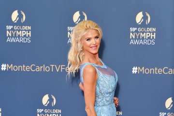 Victoria Silvstedt Closing Ceremony - 59th Monte Carlo TV Festival