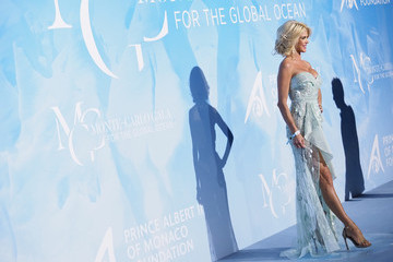 Victoria Silvstedt Monte-Carlo Gala For The Global Ocean 2019 - Arrivals