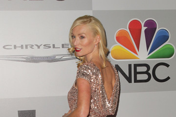 Victoria Smurfit Stars at the NBC Universal's Golden Globes Afterparty
