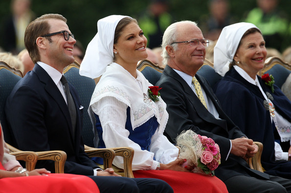 Victoriadagen 2012 - Celebration Of Princess Victoria's 35th Birthday